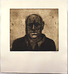 Untitled, a Etching and Aquatint by Adam Werth
